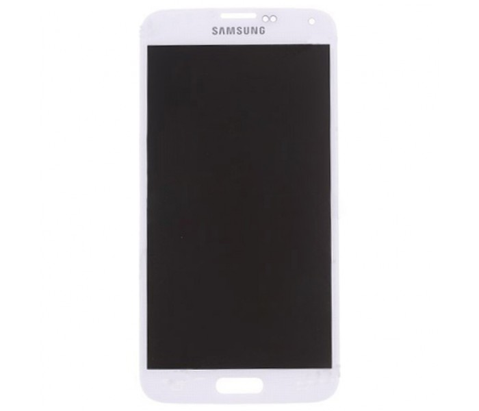 Samsung Galaxy S5 LCD Screen & Digitizer Replacement - White